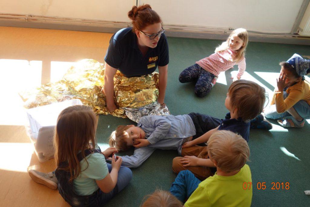 Erste-Hilfe-Kurs   Kindergarten Ölper e.V. Braunschweig