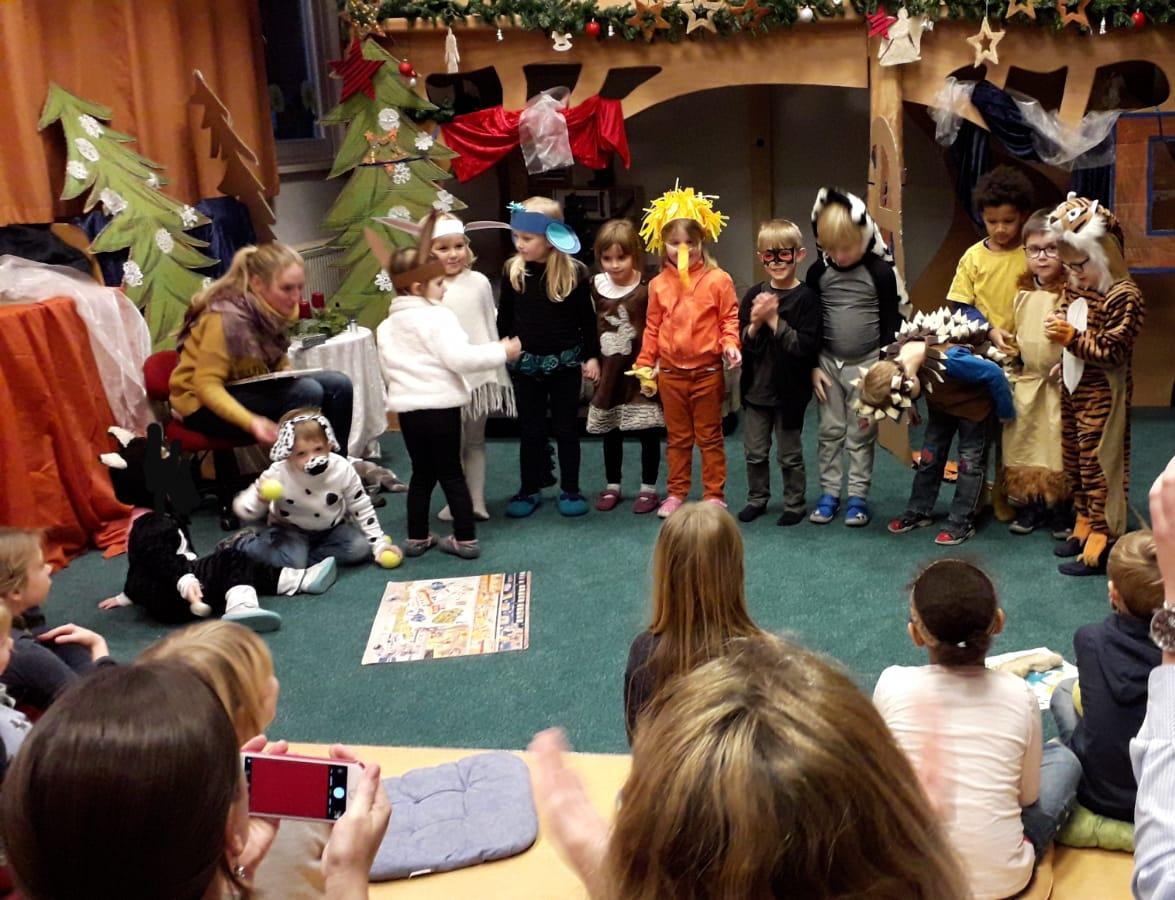 Weihnachtsfeier In Braunschweig.Weihnachtsfeier Kindergarten ölper E V Braunschweig